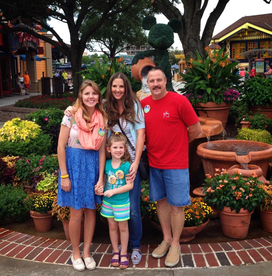 at Downtown Disney