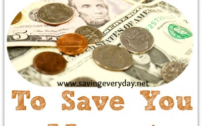 frugal tips to save money