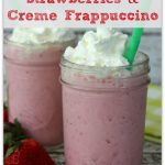 Copycat Starbucks Strawberries & Creme Frappuccino Recipe