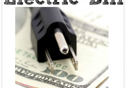 Tips to Lower your Electric Bill Throughout the Year