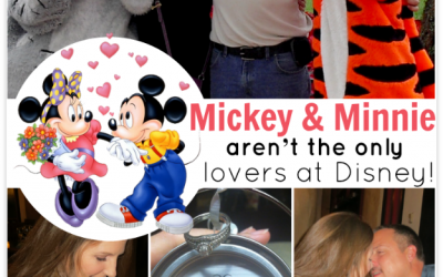 Mickey and Minnie Aren't the Only Lovers at Disney!