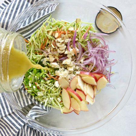 Broccoli Slaw Recipe Dressing