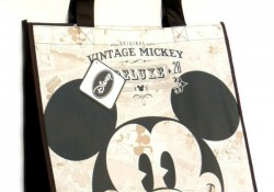 Vintage Mickey Mouse Tote Bag | Perfect for Your Trip