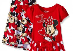 Adorable Disney Minnie Mouse Dresses for Girls