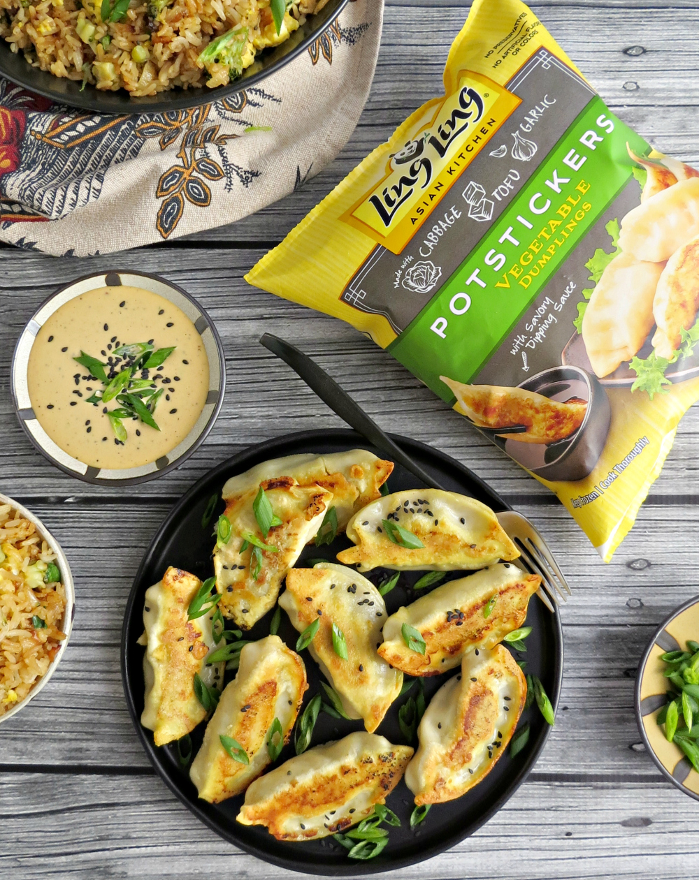 Ling Ling Potsticker Dipping Sauce