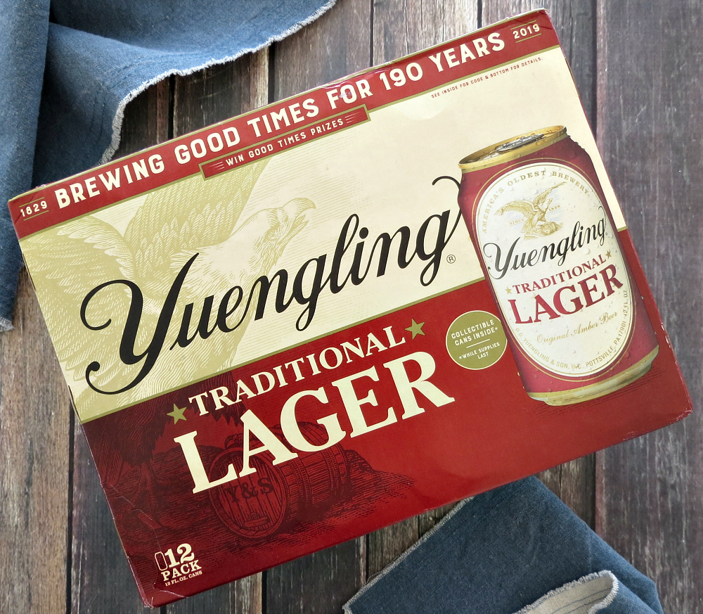 Yuengling Lager Collector Cans