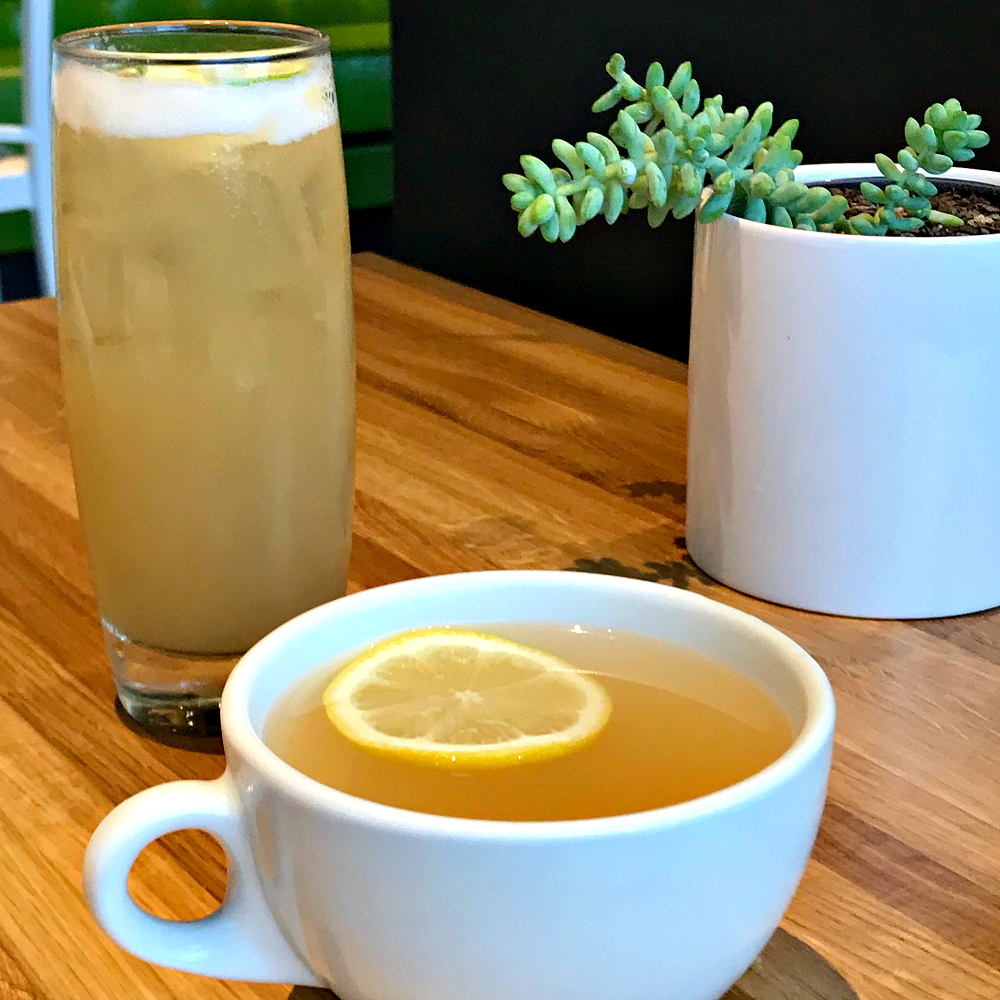 Adaptogenic Tulsi Tea at True Food Kitchen
